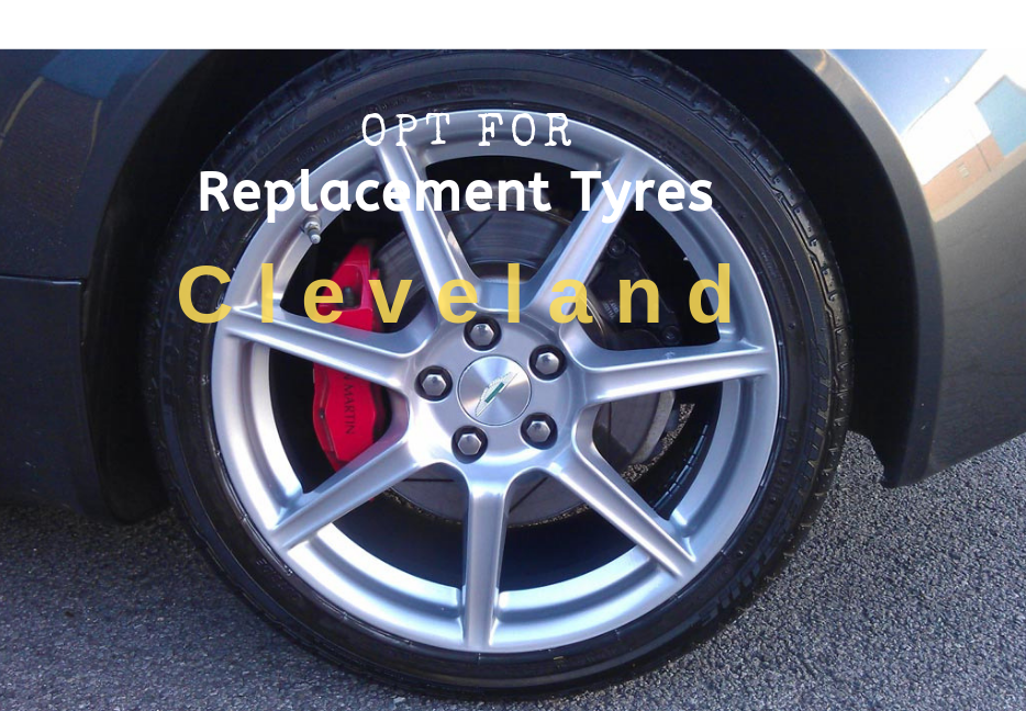 4 Signs it's Time to Opt For Replacement Tyres in Cleveland