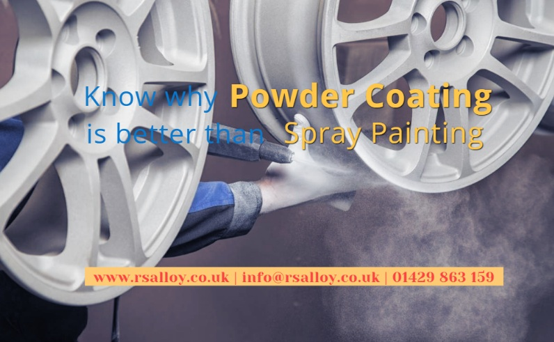 Why Should You Seek Powder Coating Services Over Painting?