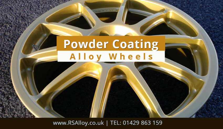 All You Need To Know About Powder Coating Your Alloy Wheels